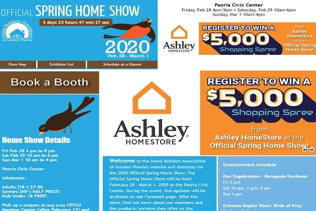 Spring Is Coming! Promise! Get Ideas At The Homeshow