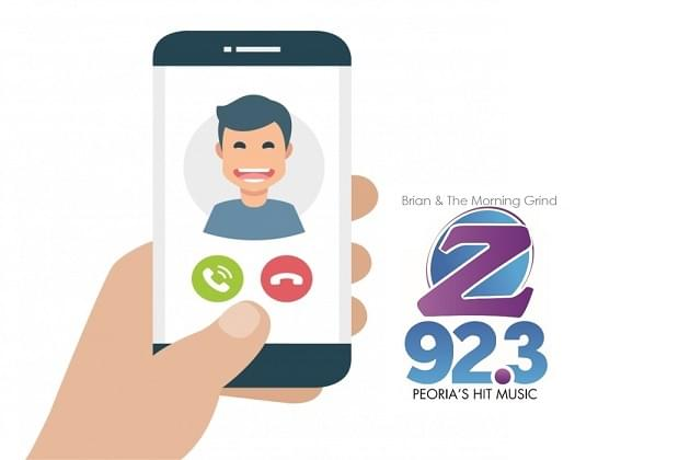 Phone Checks Every Weekday Morning on Z 923