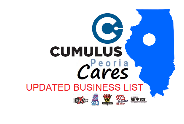 Our Peoria Business List Staying Strong!