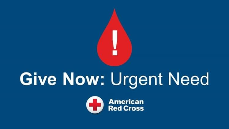 'Hometown Heroes Blood Drive' With The American Red Cross On August 4th At The Par-A-Dice Hotel
