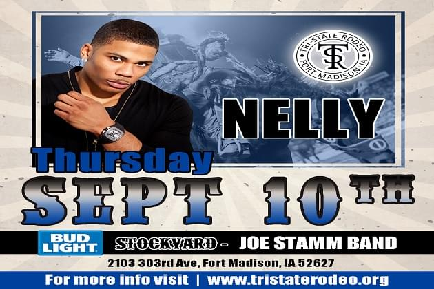 Your Email Could Win You Tickets To Catch Nelly Live September 10 & Win on Z923