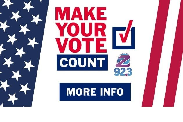Z923 Reminds You To Control Your Vote This September!