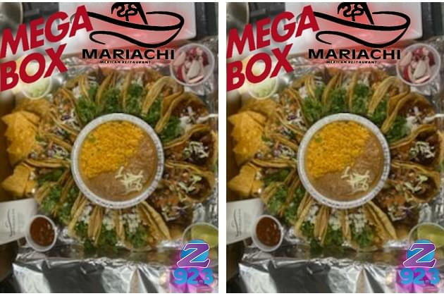 Win Mariachi's MexicanRestaurantsNew Massive Mega Box Here!