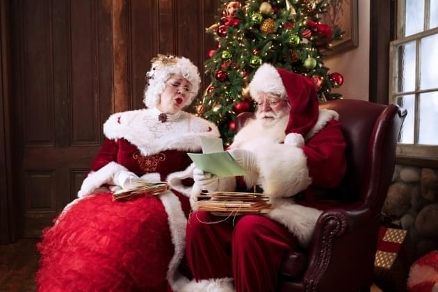 The Santa Experience Live In Your Home!