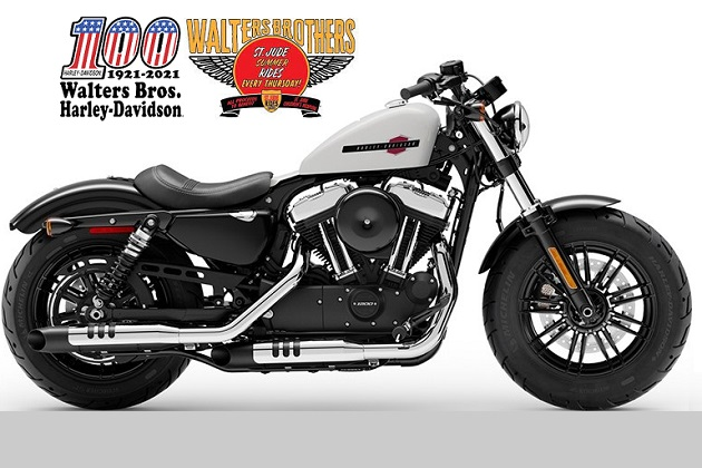 Thursdays St. Jude Summer Rides Are Back With Walter's Brother's Harley Davidson!