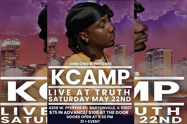 Win KCamp Tix Now! Live May 22 In Bartonville!