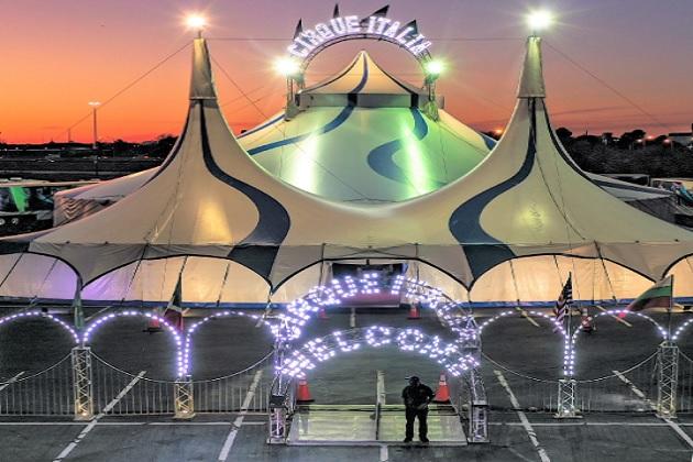Cirque Italia Comes To Expo Gardens!  Win Here!