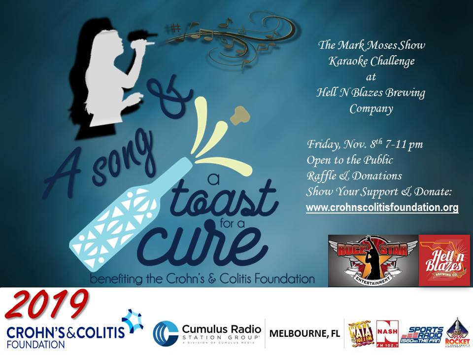 A Song & A Toast For A Cure 2019!!