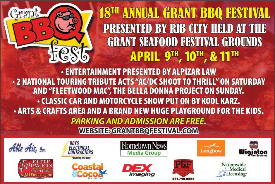Grant BBQ Festtival