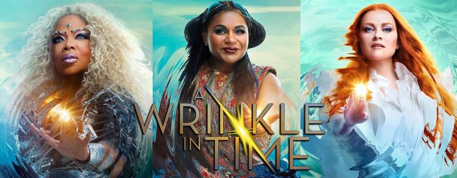 """Val's review of Disney's """"A Wrinkle In Time"""""""