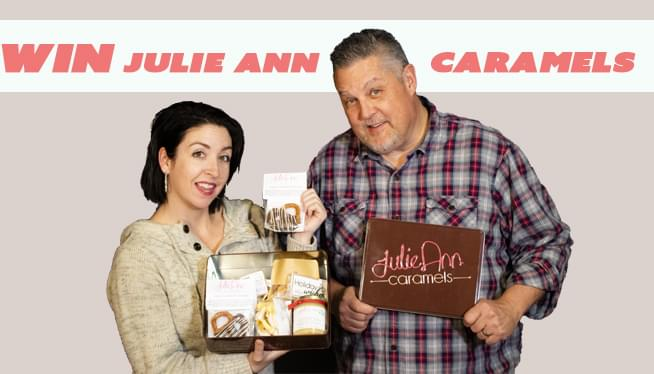 WIN a Box Full Of Goodies from Julie Ann Caramels