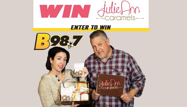 WIN a Box Full Of Goodies from JulieAnn Caramels