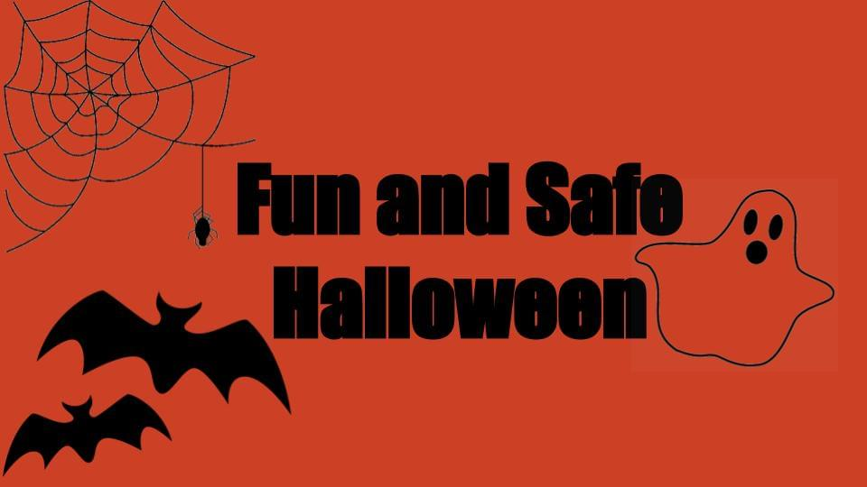 Halloween and Trick or Treat Safety