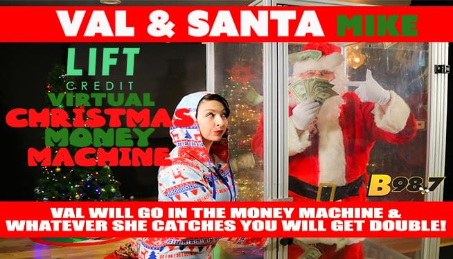 Virtual Christmas Money Machine 2020