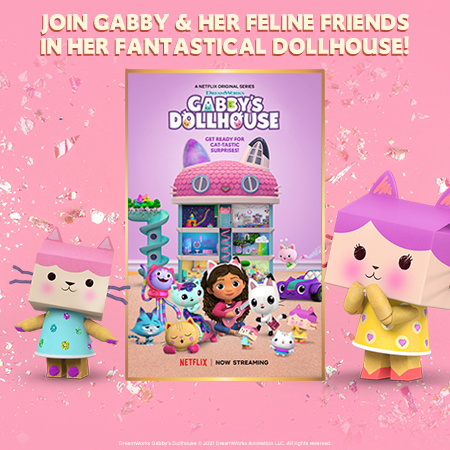 Win a Cupcake Kit from Gabby's Dollhouse and Wicked Good Cupcakes.