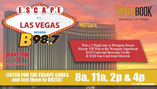Escape to Las Vegas