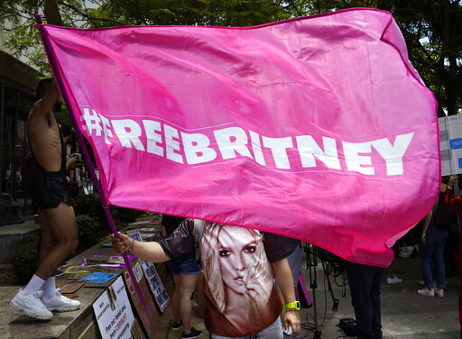 It's Britney! And her entire testimony #freebritney