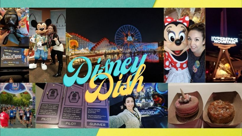 Disney Dish!