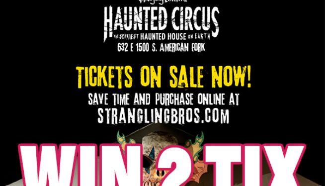 Haunted Circus 600 x 600 Generic