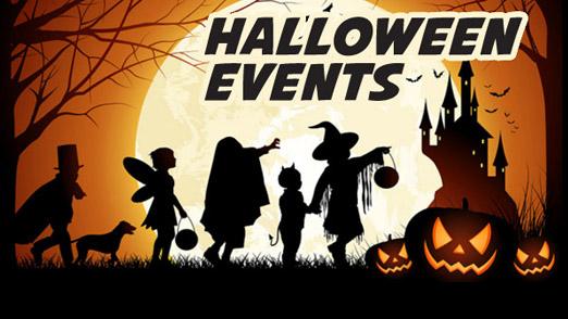Utah Halloween Events 2021