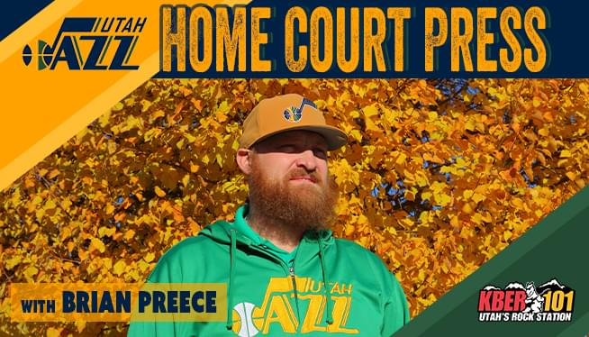 Home Court Press With Brian Preece