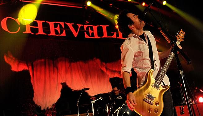 Upcoming Album will be Chevelle's Last