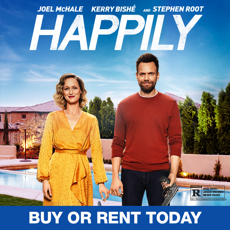 Win a digital download of Happily