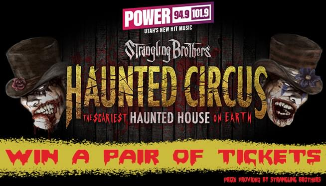 Win Tickets to Strangling Brothers Haunted Circus