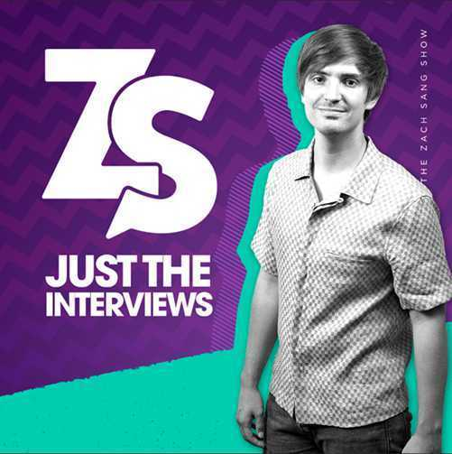 Zach Sang: Just The Interviews Zach Sang is a multimedia superstar with a new generation of followers. He is a radio prodigy, former Nickelodeon personality, social media addict, pop culture junkie… and everyone's best friend.