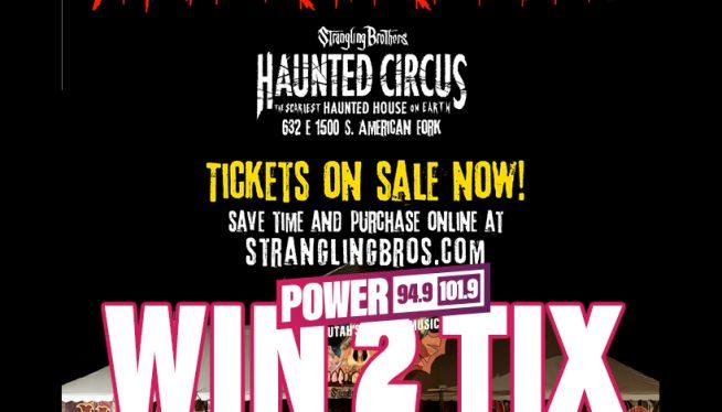 Haunted Circus 820 X 642
