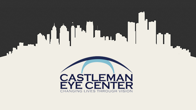 Castleman Eye Center – Blaine's Visit