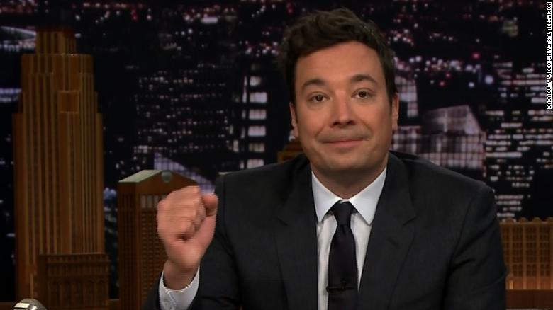 FALLON'S EMOTIONAL RETURN TO 'THE TONIGHT SHOW'