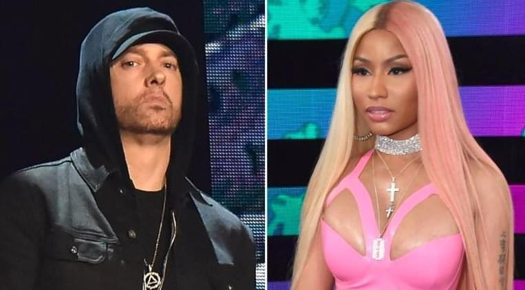 EMINEM RESPONDS TO NICKI MINAJ DATING RUMOR