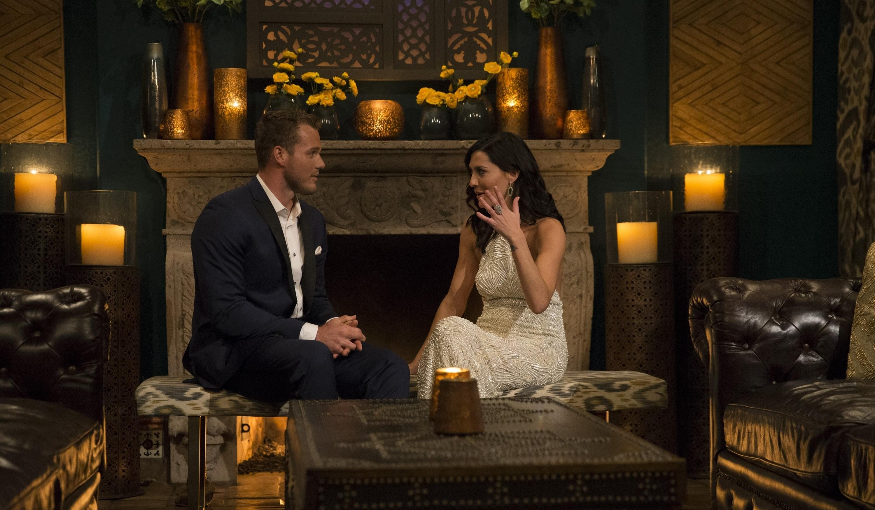 'BACHELORETTE' CONTESTANT LOOKS FAMILIAR FOR A REASON