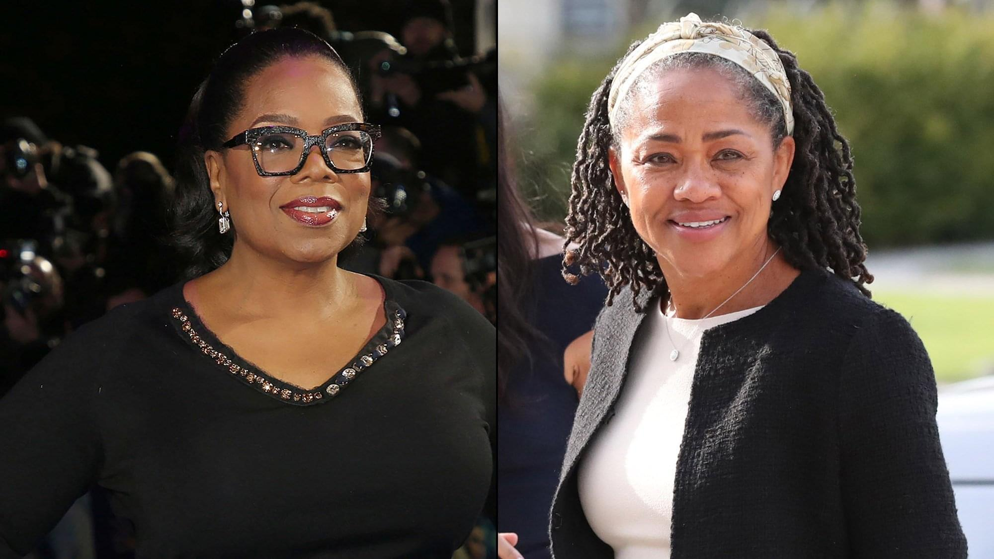 OPRAH'S GIFTS TO MEGHAN MARKLE'S MOM AFFIRM SHE'S THE QUEEN OF THOUGHTFUL