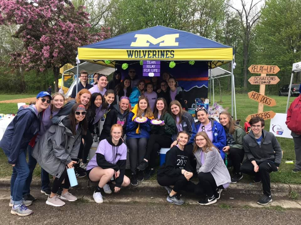 Relay for Life – May/June