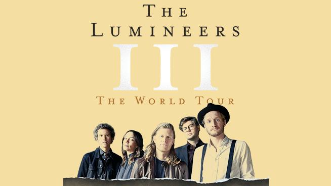The Lumineers – February 7, 2020