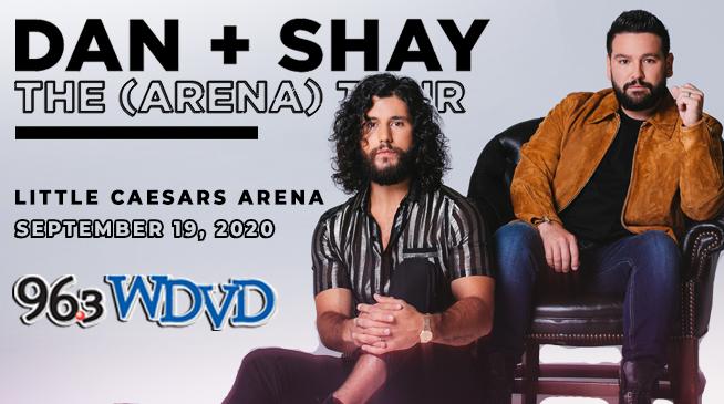 Dan + Shay ~ September 19, 2020