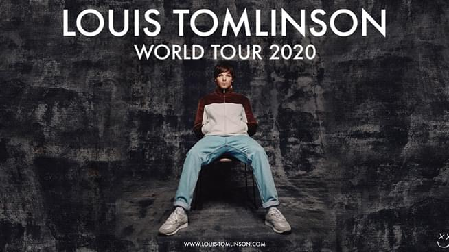 Louis Tomlinson @ The Fillmore – July 2, 2020