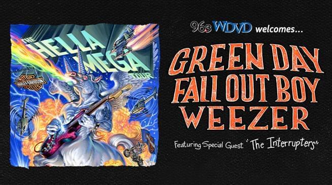 Hella Mega Tour ~ Tickets on Sale Now!