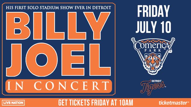 Billy Joel ~ July 10, 2020