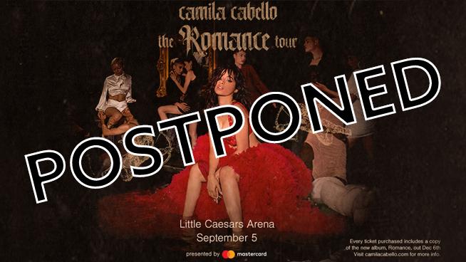 Camila Cabello ~ September 5, 2020 ~ POSTPONED