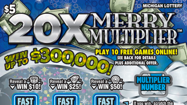 The Michigan Lottery – December