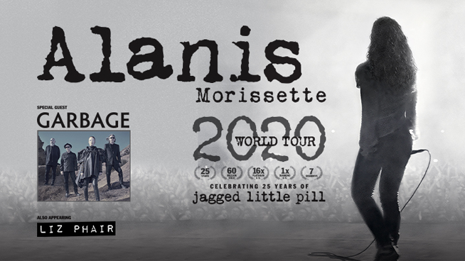 Alanis Morissette ~ July 21, 2020