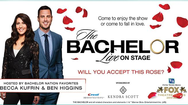 """The Bachelor Live on Stage"" ~ April 4, 2020"