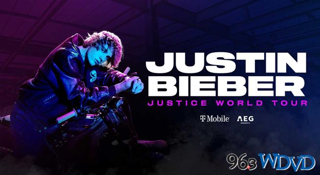Justin Bieber ~ RESCHEDULED to June 5, 2022