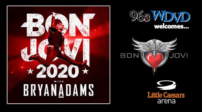 Bon Jovi ~ July 19, 2020