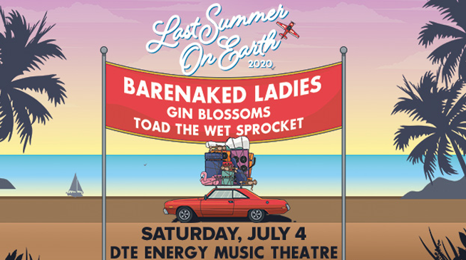 The Barenaked Ladies ~ July 4, 2020