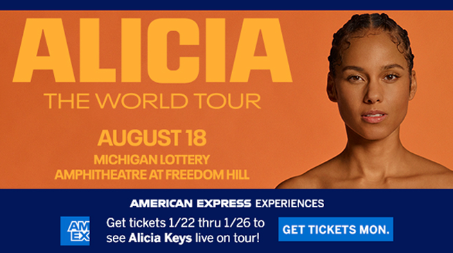 Alicia Keys ~ August 18, 2020