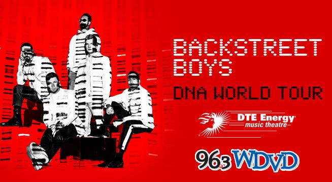Backstreet Boys ~ RESCHEDULED to July 28, 2022